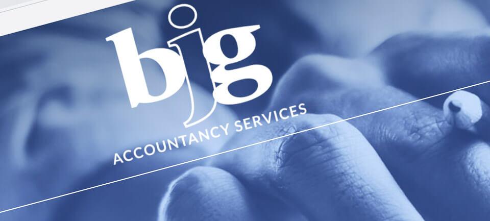 BJG Accountancy Services website case study