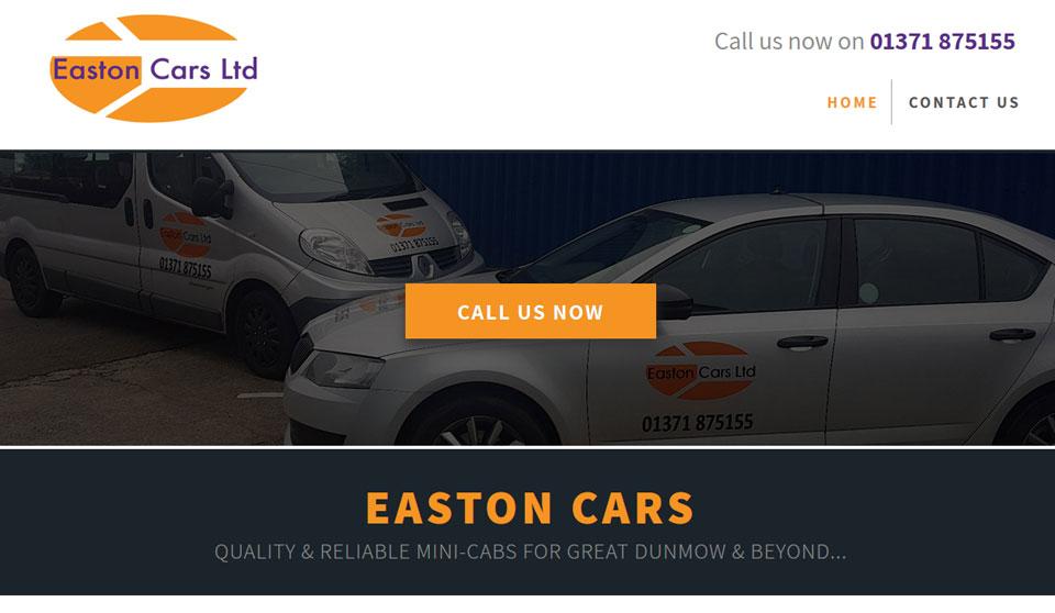 Easton Cars Screen Shot