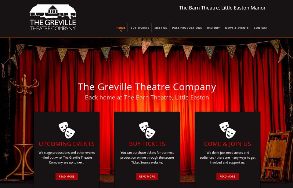 Greville Theatre Screen Shot